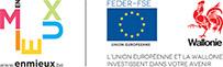 En mieux | FEDER-FSE Wallonie