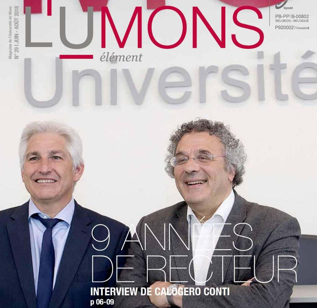 Le n°29 de notre magazine « LUMONS » vient de paraître. Il est à lire en ligne!