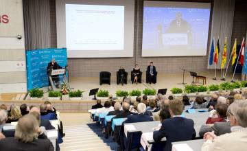 Rentrée académique 2018-2019 : « L'UMONS, université de référence en Hainaut! », proclame son nouveau Recteur Dubois