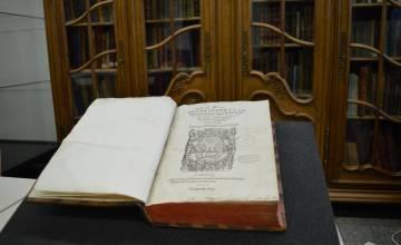 Un livre du 16e siècle dérobé à la bibliothèque de l'UMONS et retrouvé à Rome