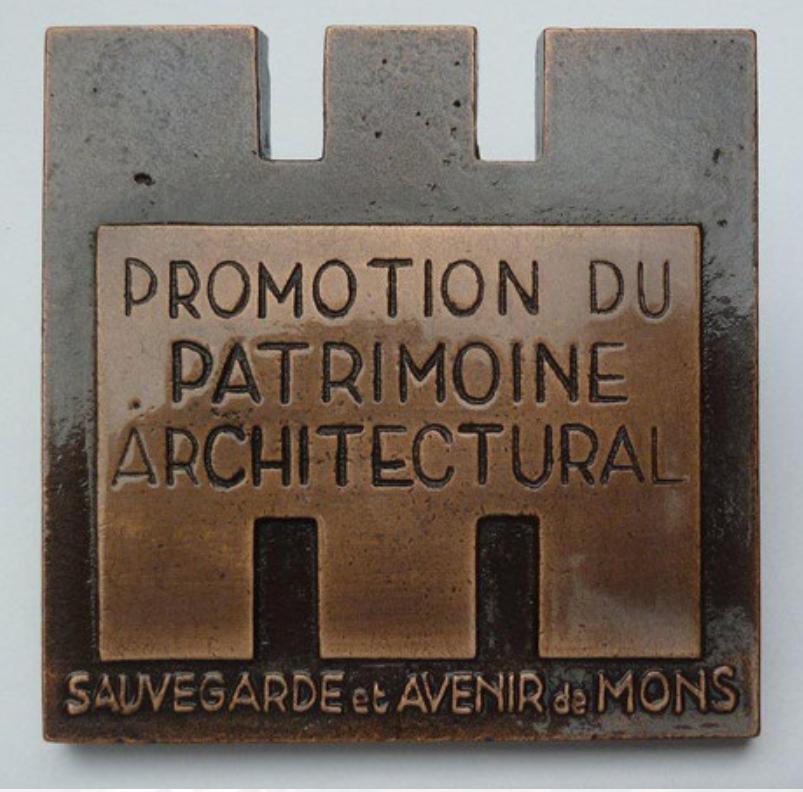 Deux étudiants en architecture de l'UMONS récompensés par Sauvegarde et Avenir de Mons