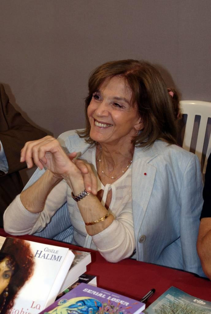 Décès de Gisèle Halimi, Docteur Honoris Causa de l'UMONS