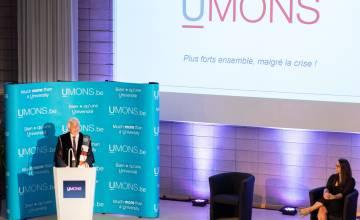 Rentrée 2020-2021 : Une UMONS , plus forte ensemble et prête à s'assumer... et à s'épanouir