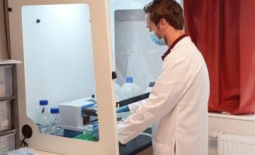 Plus de 20.000 tests ont déjà transité par le point-relais « Homes » hébergé par l'UMONS