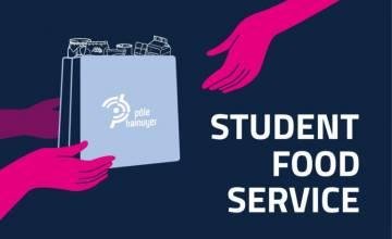 Mise en place d'un Student Food Service pour les étudiants en difficulté