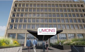 L'UMONS poursuit son déploiement avec l'acquisition du building de l'ancienne Générale de Banque en centre-ville