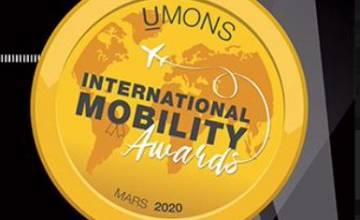 Les lauréat.e.s du 1er concours «UMONS International Mobility Awards» sont connus