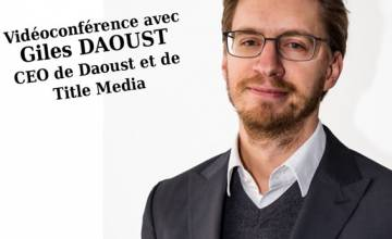 Les 100 précieux conseils de Gilles Daoust pour les jeunes étudiants-entrepreneurs de l'UMONS