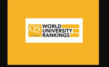 QS Ranking - UMONS in the World's Top 300 Universities for the Quality of its Research