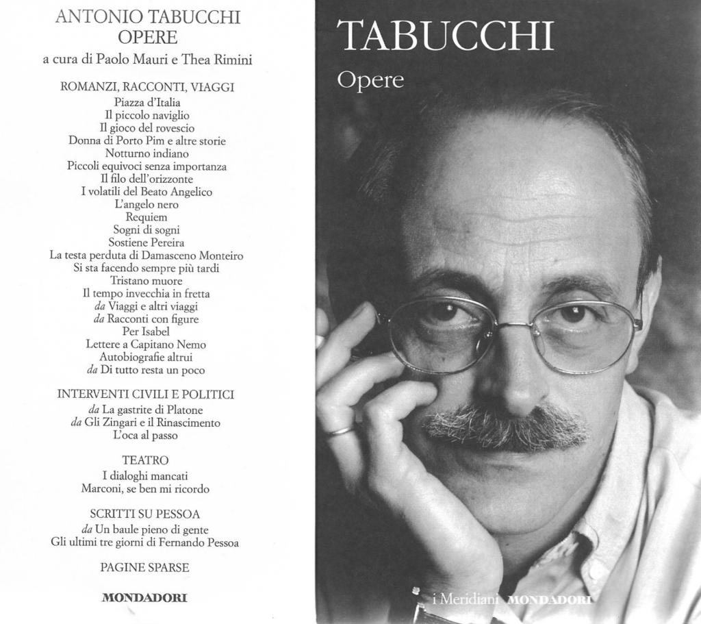 Un ouvrage consacré à l'écrivain italien Tabucchi et dirigé par une enseignante d'italien de la FTI-EII vient de paraître dans l'équivalent de la prestigieuse collection La Pléiade