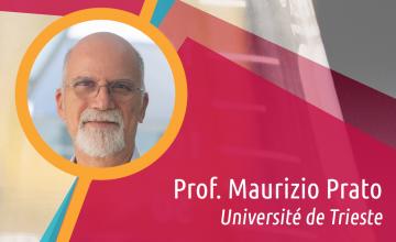 Le Prof. Prato (Italie), spécialiste des nanosciences, invité de la Chaire Francqui du Département de Chimie de l'UMONS