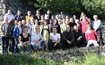 Un workshop dans les Alpes du Sud avec les douanes européennes