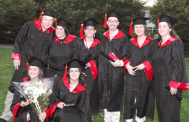 Premiers diplômés en Sciences Biomédicales à la FMP