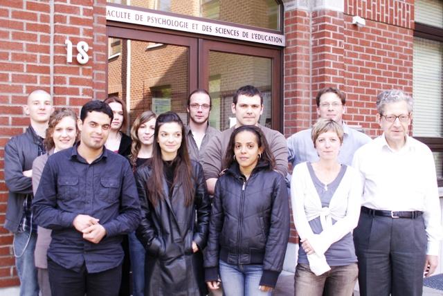 Des étudiants bordelais au service des sciences cognitives