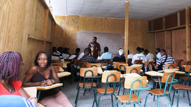 Mission de relance de la CUD en Haïti