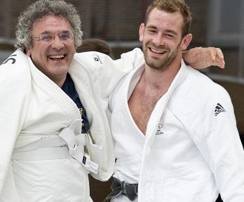 Un cours particulier de judo avec J. Bottieau, judoka et diplômé UMONS avant son départ aux JO de Rio