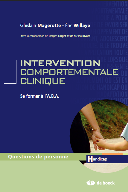 L'intervention comportementale clinique
