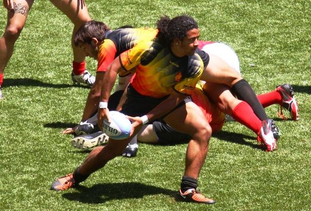 Un étudiant de l'UMONS aux championnats du monde universitaire de rugby à 7