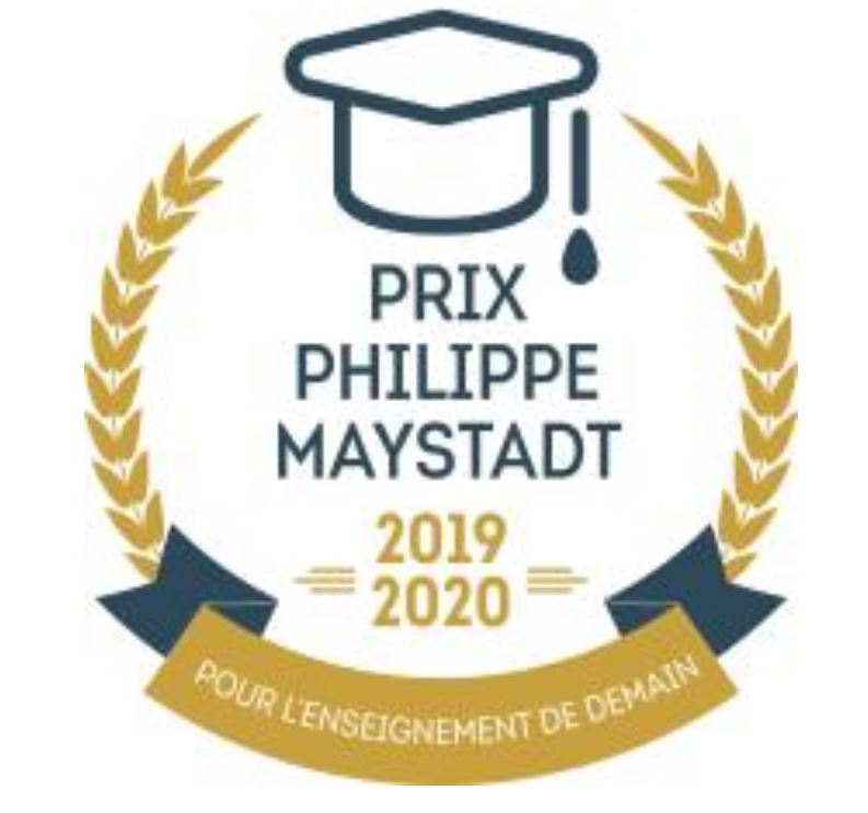 Marie Bocquillon, lauréate du Prix Philippe Maystadt de l'Académie de Recherche et d'Enseignement supérieur