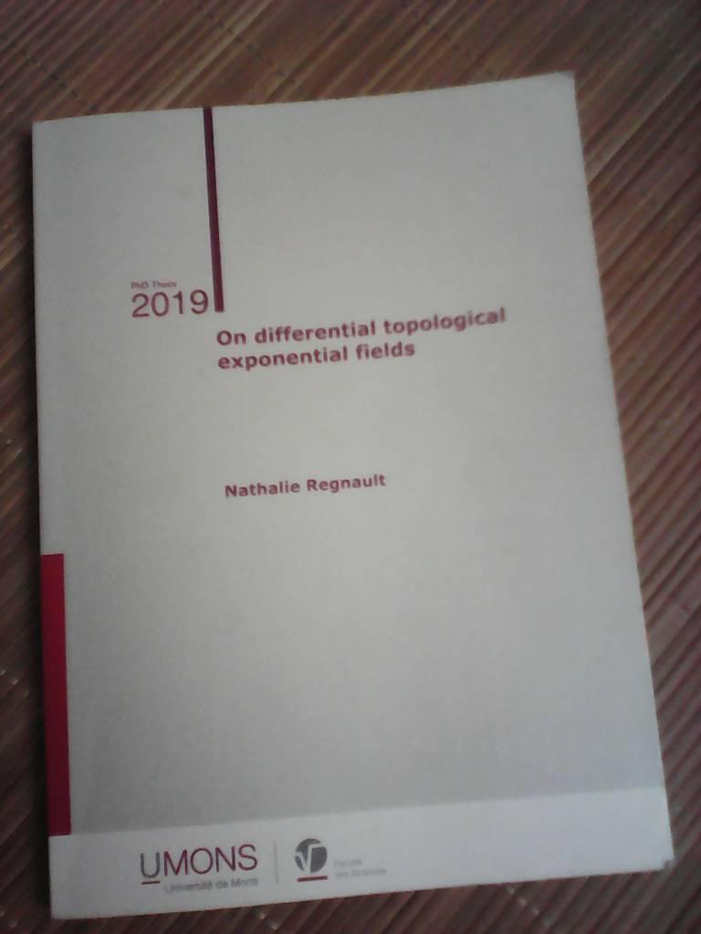 Nathalie Regnault a bénéficié d'une bourse de 6 mois financée par l'institut Complexys, afin de terminer une thèse dans le service de logique mathématique, supervisée par Françoise Point et défendue en septembre 2019.