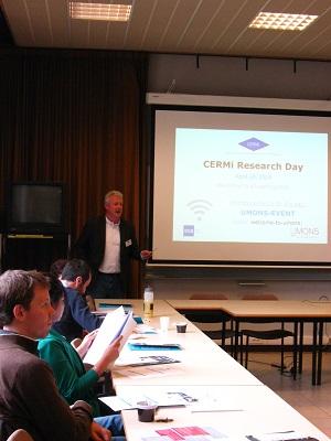 Journée des Chercheurs du CERMI