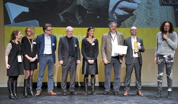Le grand prix ProtoPITCH pour Handsketch, un projet Numediart/UMONS