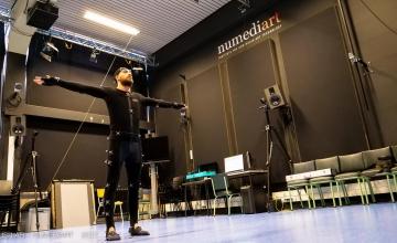 CLICK' – Tests de Motion Capture avec Okus Lab