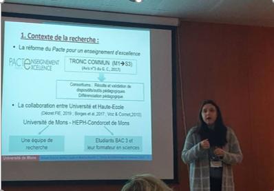 8e congrès du Réseau International Francophone des Établissements de Formation de Formateurs à Oran en Algérie