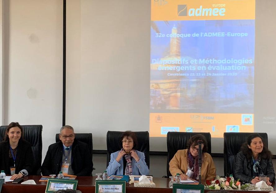 Association pour le Développement des Méthodologies d'Évaluation en Éducation (ADMEE)