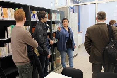 Premiers Cours Ouverts sur le campus de l'UMONS à Charleroi !