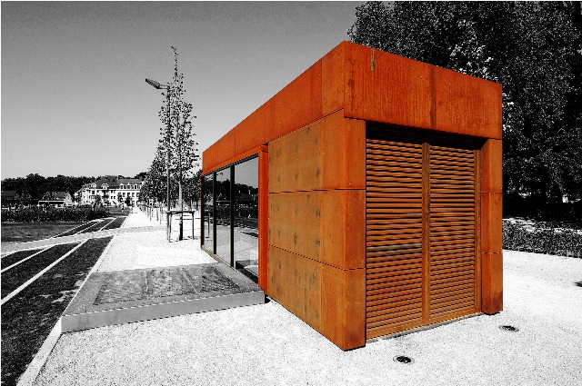 Une mention pour un enseignant de la FA+U à la 1re Biennale d'architecture de Wallonie