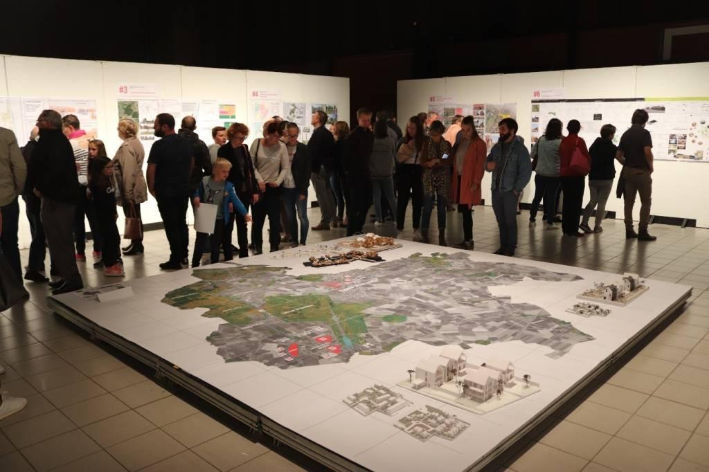 Les étudiants de la FAU réfléchissent au Beloeil de 2035