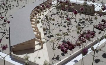 Meilleur projet d'architecture en ERASMUS+ pour Julie ROCHEZ