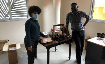La FA+U obtient une subvention de 63.000 € afin de soutenir un projet de FabLab à Port-au-Prince en Haïti
