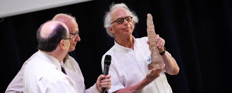 L'Université Savoie Mont Blanc distingue Yves Quinif (FPMs), géochimiste et géologue du karst de renom