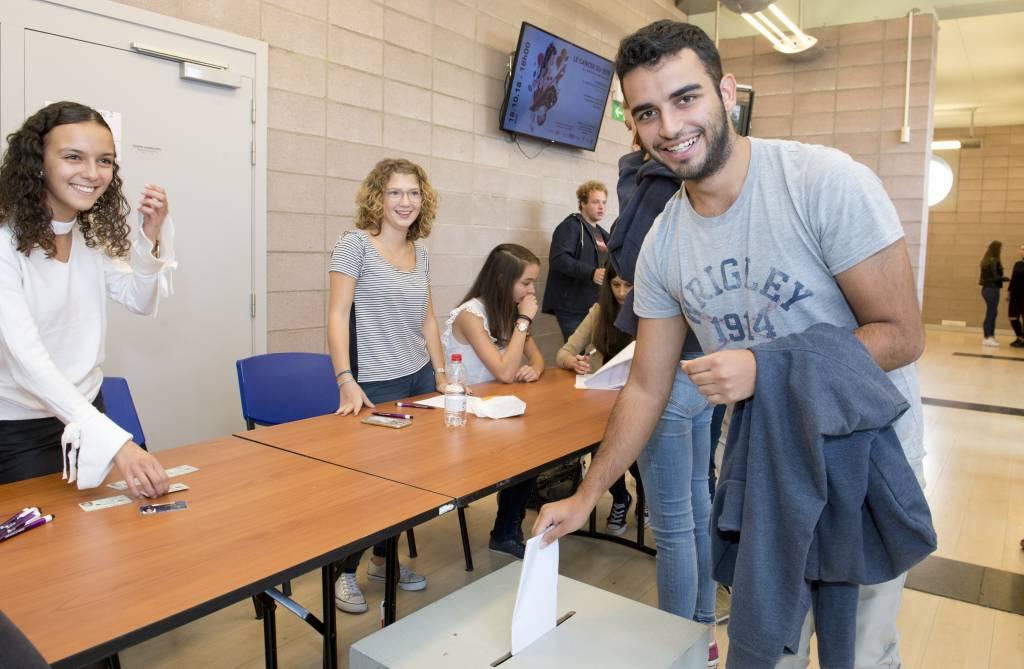 Une ligue des superhéros de l'Ecole de Droit aux élections communales