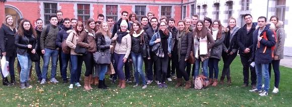 Le musée du Doudou en anglais pour les étudiants de 2e BAC à la FWEG