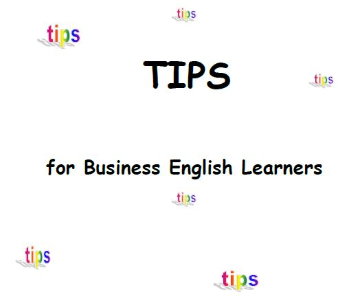 Un glossaire pour mieux manier l'anglais des affaires