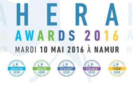 Une étudiante de la Faculté Warocqué nominée aux HERA Awards 2016