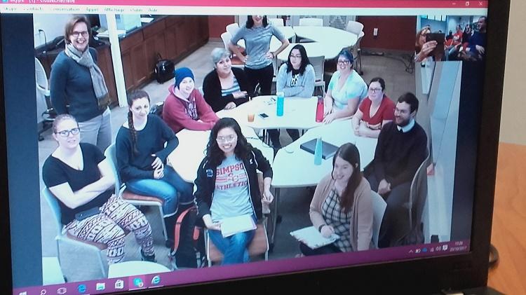 La 4e révolution industrielle en anglais pour les étudiants de 3e bloc de Bachelier de la FWEG
