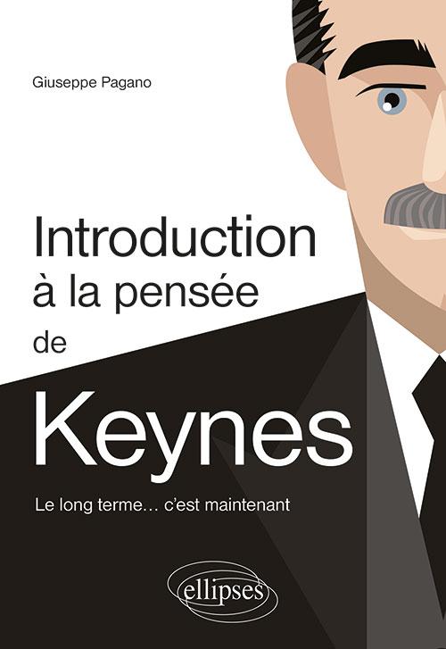 Le Prof. Pagano (Faculté Warocqué) publie un essai consacré à John Maynard Keynes
