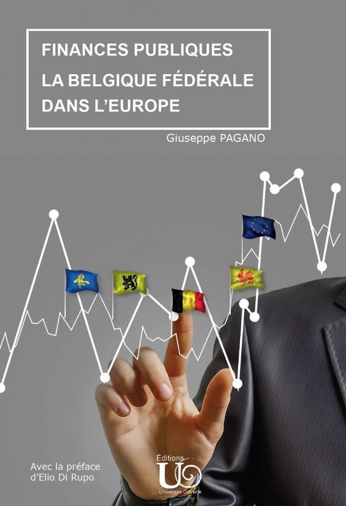 Le Prof Pagano signe un ouvrage accessible consacré aux finances publiques de la Belgique